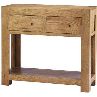 Thorndon Block Console Table