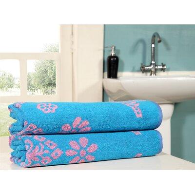 Garney Jacquard 100% Cotton Beach Towel