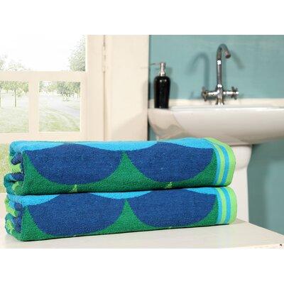 Garrido Jacquard 100% Cotton Beach Towel