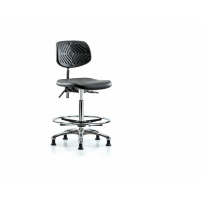 Makena Office Chair Casters/Glides: Glides