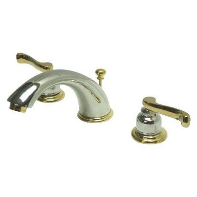 Widespread Bathroom Faucet with Drain Assembly Finish: Oil Rubbed Bronze