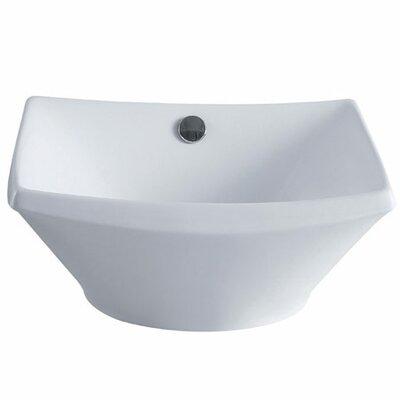 Elements of Design Courtyard Bathroom Sink