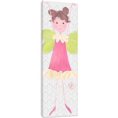 Flower Fairies Briana Stretched Canvas Art