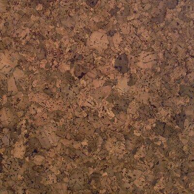 """APC Cork Floor Tiles 12"""" Solid Cork Hardwood Flooring in Drops"""