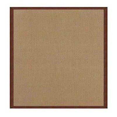 Linon Rugs Athena Cork/Brown Area Rug