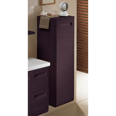 Integral Short Storage Accent cabinet Color: Wenge, Door Orientation: Right Hand Side