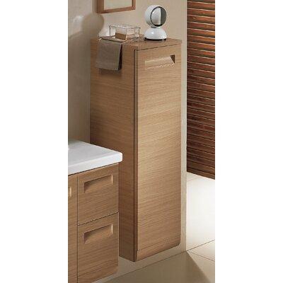Integral Short Storage Accent cabinet Color: Natural Oak, Door Orientation: Left Hand Side