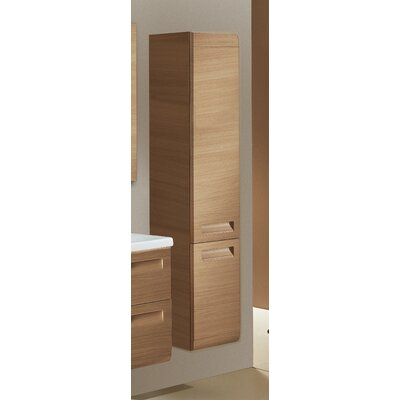 Integral Tall Storage Accent cabinet Color: Wenge, Door Orientation: Right Hand Side