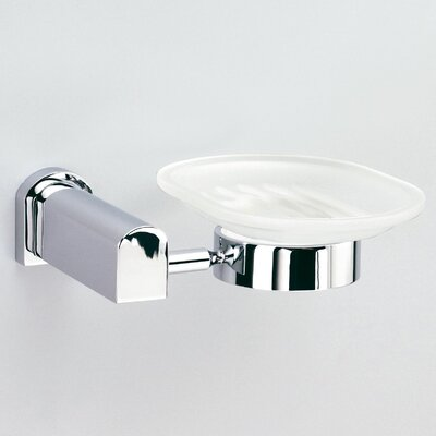 Windisch by Nameeks Bellaterra Crystal Soap Dish