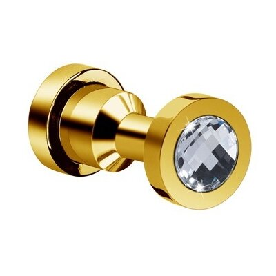 Moonlight Bathroom Wall Hook Finish: Gold