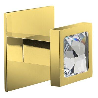 Bathroom Wall Hook Finish: Gold