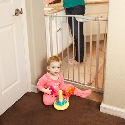 Tall Metal Auto Close Safety Gate