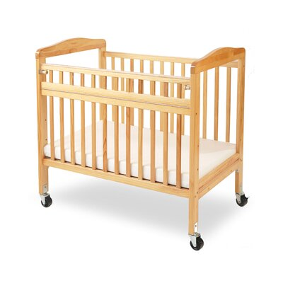 Compact Crib with Mattress