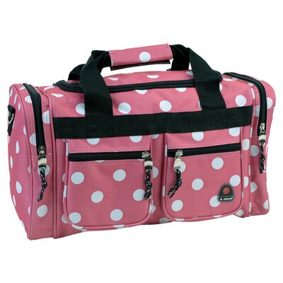 """Rockland 19"""" Carry-On Duffel"""