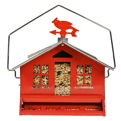 Be Gone Hopper Bird Feeder