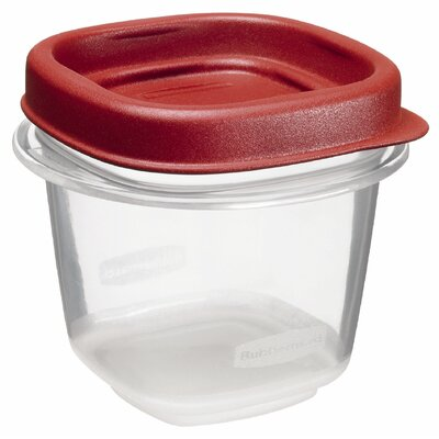 Rubbermaid 12 Oz. Square Food Storage Container