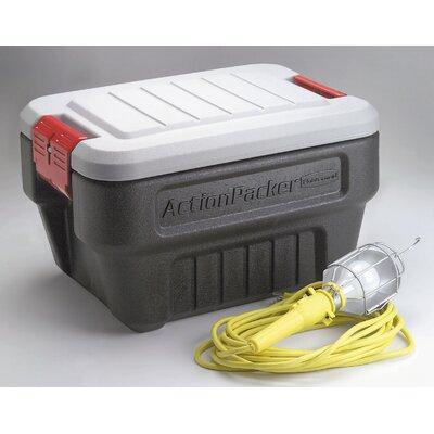 Rubbermaid Mini ActionPacker Storage Container