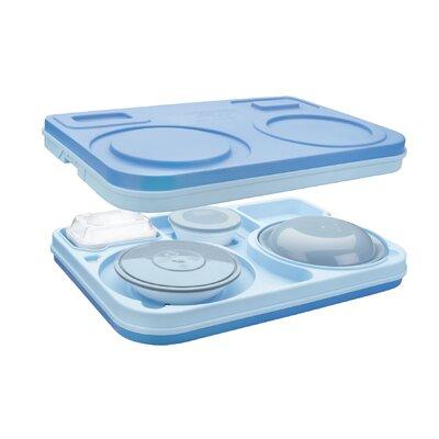 Lacor 5-tlg. Speisentransport-Tabletts Set