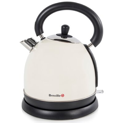 Breville 1.8L Traditional Kettle in Cream
