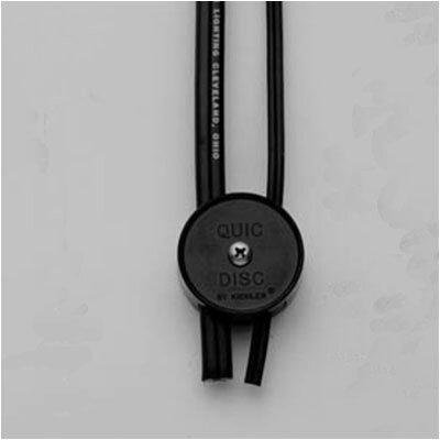 Black Quick Disc (Set of 12)
