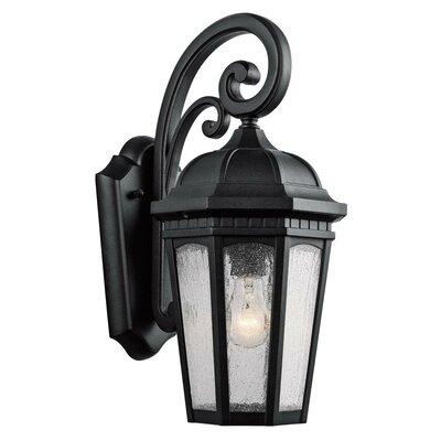 Kichler Courtyard 1 Light Outdoor Wall Lantern