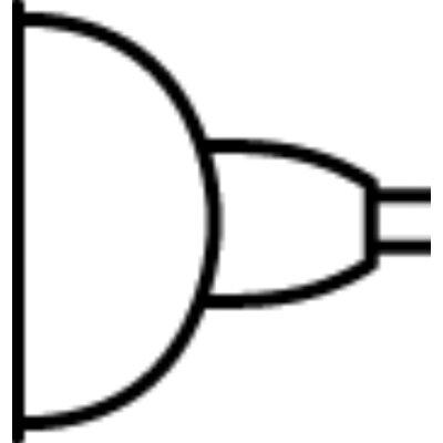 FL Bi-Pin Halogen Light Bulb (Set of 10) Wattage: 35W