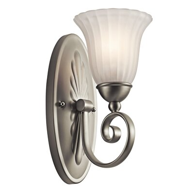 Kichler Willowmore 1 Light Wall Sconce