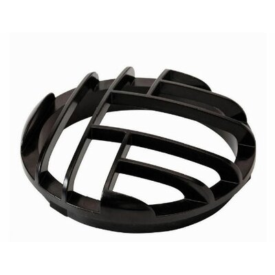 Rock Guard in Painted Black