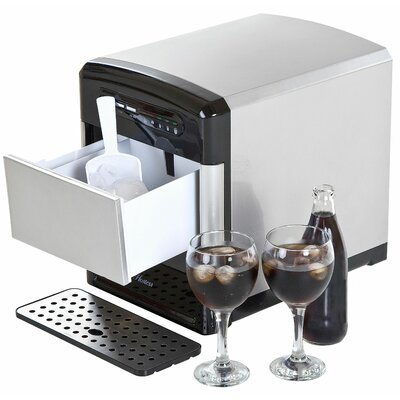 Hostess Table-Top Compact Ice Maker