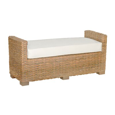 Donna Teakwood Double Bench
