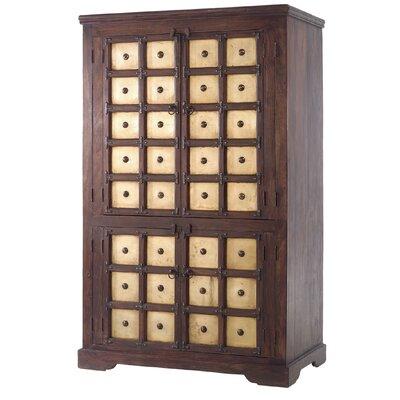 Osceola 4 Door Accent Cabinet
