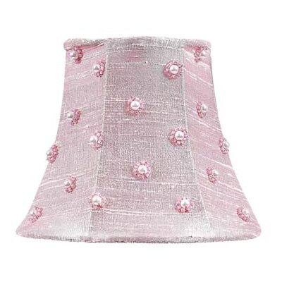 "Jubilee Collection 5"" Silk Bell Lamp shade"