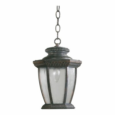 Quorum Baltic 1 Light Outdoor Hanging Lantern