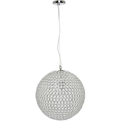Aimbry 1 Light Globe Pendant