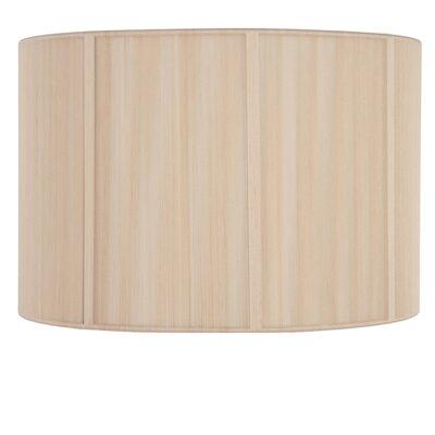 Aimbry 30cm Modern Metal Drum Lamp Shade