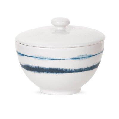 Portmeirion Coast Sugar Bowl with Lid