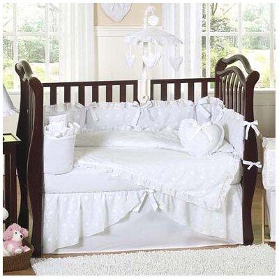 Sweet Jojo Designs Eyelet 9 Piece Crib Bedding Set