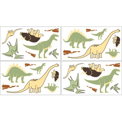 Sweet Jojo Designs Dinosaur Land Wall Decal