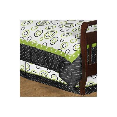 Spirodot Toddler Bed Skirt