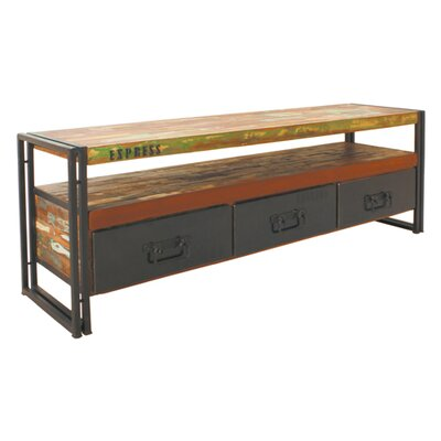 """Baumhaus Urban Chic TV Stand for TVs up to 61"""""""