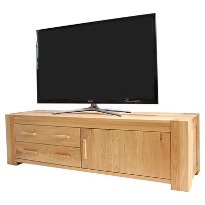 """Baumhaus Atlas TV Stand for TVs up to 61"""""""