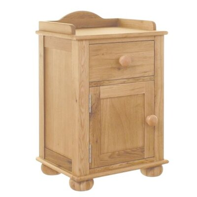 Baumhaus Amelie 1 Drawer Bedside Table