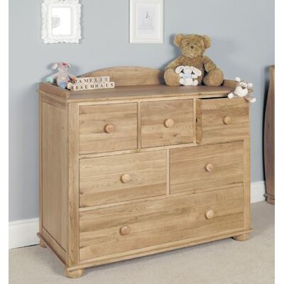 Baumhaus Amelie 6 Drawer Chest of Drawers
