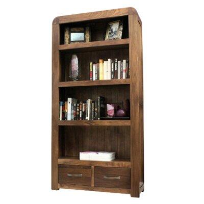 Baumhaus Shiro Tall Wide 178cm Standard Bookcase