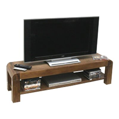 """Baumhaus Shiro TV Stand for TVs up to 72"""""""
