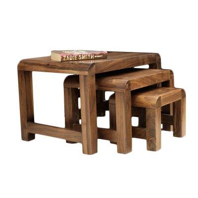 Baumhaus Shiro 3 Piece Nest of Tables
