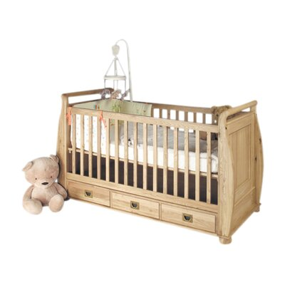 Baumhaus Amelie 2-in-1 Convertible Cot