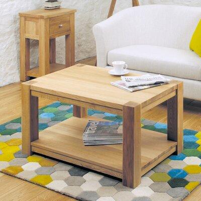 Baumhaus Aston Coffee Table with Magazine Rack