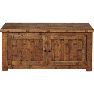 Baumhaus Heyford Rough Sawn Wood Storage Bench