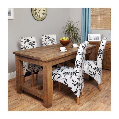 Baumhaus Heyford Rough Sawn Dining Table